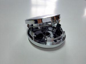 STYLING DE COCHES 100 UNIDS * CORTE DE 60 MM CAPS CAPS CAPS CAR EMBLEM BADGE LOGO PARA RACING / M / H / OZ RACING ETC.