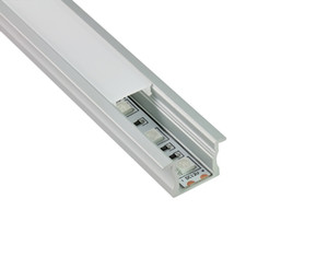 10 X 1M sets lot Factory Anodized T type led profile and aluminum profile led strip for flooring or wall lights