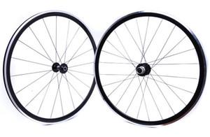 XR270 KinLin сплав алюминия 700C велосипед колесной крепкий дорожный велосипед колеса 1550 г для одного комплекта колесных пар