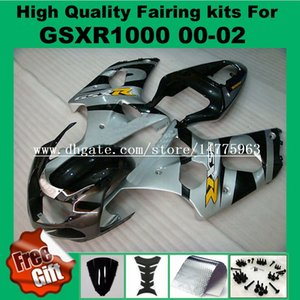 9Gifts Kit fairing injection for GSXR1000 2000 2001 2002