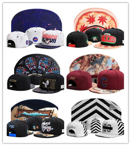 Бесплатная доставка лучшая цена Новый Snapback шляпы Cap Cayler сыновья Snapbacks Snapbacks Бейсбол спортивные шапки шляпа регулируемая высокое качество D264
