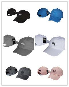 Alta Qualidade NOVO 2017 Marca de Moda Denim Preto Afligido Boo Mario Ghost Dad hip hop boné de beisebol chapéus para homens
