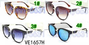 brand new summer men fashion black brilliant metal sunglasses UV400 cycling glasses women beach driving glasses mirror colors free shipping
