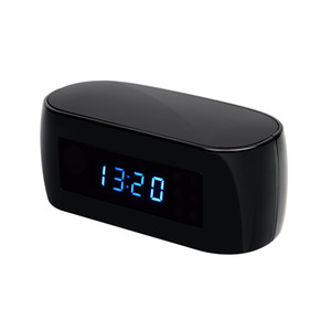 HD H.264 1080P Wifi Clock Camera P2P Night Vision Cam Security Überwachung 140 Grad 2710 Linsen