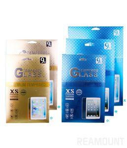 태블릿 PC 보호 필름 포장 종이 상자 스크린 보호 필름 포장 파우치 백 타블렛 8 '에 대 한