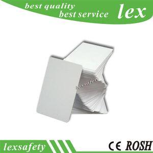 100 pz RFID T5577 T5557 Smart Blank sottile CARD 125KHZ accesso di frequenza carta d'identità scrivibile carta di scrittura