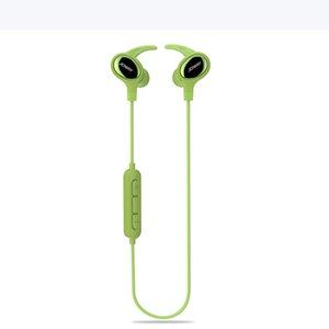 2017 yüksek kalite kablosuz H18 stereo hareketi stereo Kulaklık Spor Bluetooth 4.1 kulaklık gürültü kulaklıklar azaltmak Kulakiçi kulaklık