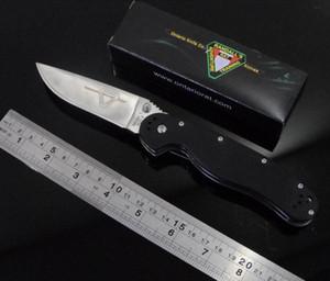Ontario RAT Modell 1 Große Größe Klappmesser AUS-8 Klinge 8 Farben G10 Griff Hohe Qualität Original Box EDC Camping Survival Messer Messer
