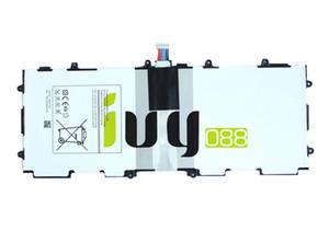 A estrenar Original T4500E 6800mAh batería para Samsung Galaxy Tab 3 10.1 P5200 P5210 P5220 SP3081A9H Tablet PC Tablet