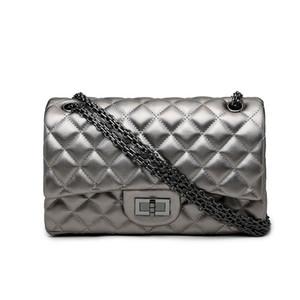 Fashion Brand trapuntato diamante Plaid tracolla a catena in pelle di alta qualità Crossbody Cassa di frizione Flip Cover Lock Hasp Designer borsa delle donne