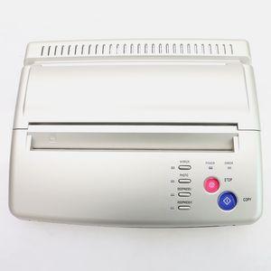 Yüksek Kaliteli Dövme Şerit Themrmal Fotokopi Makinesi En Stencil Maker Makinesi TC206