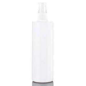 30pcs 250ml weiße leere Sprayer PET-Flaschen, 250cc nachfüllbare Einstellung Spray Plastikbehälter PET, 5oz Deo Kunststoff Spray weißen Flaschen