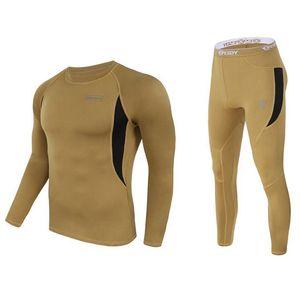 الجملة ، تزلج سترات وسروال الرجال الملابس الداخلية الحرارية طويل جونز سريع جاف POLARTEC للتزلج / ركوب / تسلق / ركوب الدراجات