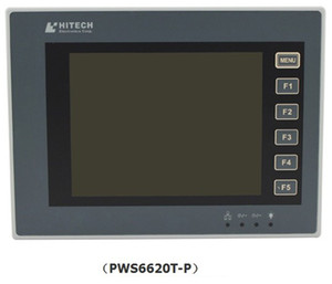 New PWS6620T-P Machine Perfect Quality 5.7 inch HITECH HMI Human Machine Interface New in box and free shipment