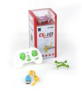 Nuovo Cheerson CX-10 Mini 2.4G giocattoli di telecomando RC Drone Quadcopter rc elicottero 4Channel 2.4GHz 6-Axis aeroplano A147