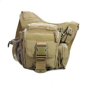 Baskı güçlendirmek açık poşetli profesyonel kamera messenger kamera çok fonksiyonlu erkekler çanta hafif dayanıklı Ordu