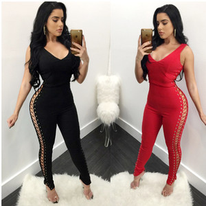 High quality Sexy women's piece trousers bursts of corns single-piece pants hot NJ004