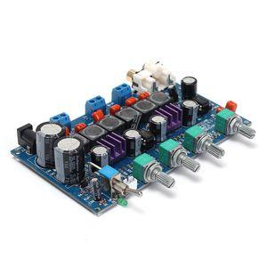 Freeshipping Détails about 2.1 Carte amplificateur numérique Subwoofer AMP TPA3116D2 50W + 50W + 100W pour voiture 12v 24v