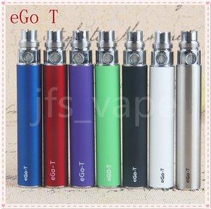 EGO T batteria sigaretta elettronica ego t dab penna fit ce4 ce5 h2 Protank vaporizzatore EVOD mt3 510 atomizzatore starter kit