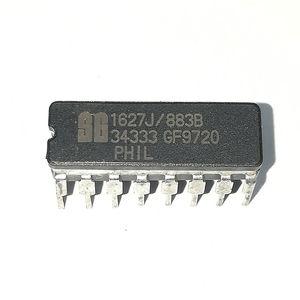 SG1627J. SG1627J / 883B, SG1627J / 883. ICs dos circuitos integrados / pacote cerâmico in-line duplo de 16 pinos, CDIP16 / componentes de Microelectronics
