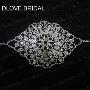 Free Shipping Luxury Multifunctional Bridal Jewelry Bracelet Hairband Arm Accessory Also Can Use As Garter Belt Evening Prom Wedding Dress