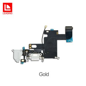 Зарядное устройство зарядки порт Flex кабель USB разъем док-станции для iPhone 6 4.7 дюймов наушники аудио джек микрофон ленты быстрая бесплатная доставка