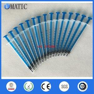 Aiguille de seringue de distribution de liquide de plastique de colle, 1 ml, colles industrielles, aiguille de distribution