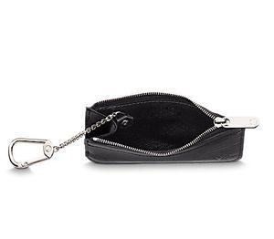 Sorprendente qualità Molti colori Key Pouch zip raccoglitore della moneta reale portafogli in pelle M62650 le donne popolari di personalizzazione mini ragazze borsa N62658 sacchi