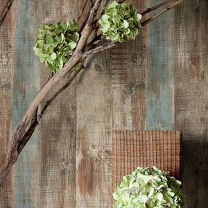 5.3sqm Wall Vintage Wood Panel Wood Plank Wallpaper Rolls Wall Paper Wall Mural For Livingroom Bedroom Kitchen Bathroom