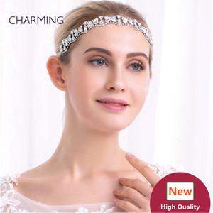 Grampos de cabelo brilhante headband acessórios para o cabelo de cristal loja online acessórios para o cabelo para noivas china atacado fornecedores frete grátis