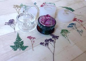 3pcs clair silicone bricolage thé bol ensemble forme moule pour résine époxy fabrication de bijoux outils de moulage résine moules pour bijoux