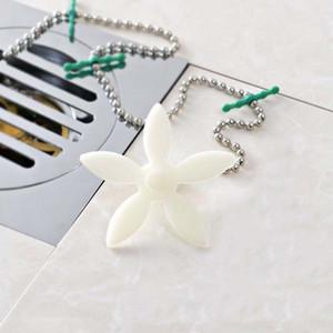 Bad Ablauf Perücke Küche Haar Kanalisation Filter Sieb Haushalt Waschbecken Blume Reinigungshaken Entfernt Verstopfte Werkzeug