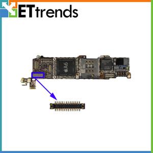 Ursprüngliche neue Noten-Digitizer FPC-Anschluss Onboard für iPhone 5C Ersatz Ersatzteile geben Verschiffen durch DHL