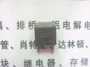 Transistor à effet de champ d'origine utilisé MOSFET 2SJ327 J327 TO-252 Test Ok