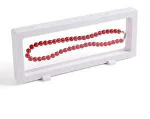 PET Membrane Pen Watch Pendant Display Stand Holder Bague Packaging Box Protect Jewelry Watch Flotante Presentación Estuche
