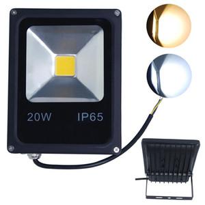 10W 20W 30W 50W LED Projecteur extérieur LED Wash lampe de lumière crue AC85V-265V led projecteurs blanc