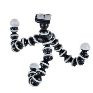 50pcs Universal Tripé flexível Suporte de montagem da Handheld Mini aperto Titular para o herói HD Camera Small Size 0001