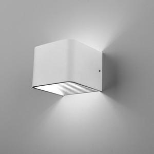 4pcs 3W 7W dell'interno moderno chiaro della parete della UP non impermeabile e giù Wall Light IP44 giù luce per il Corridoio ingresso soggiorno