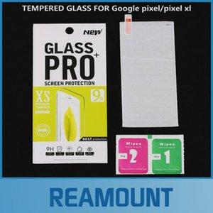 300 pcs Premium de Vidro Temperado Para HTC Google Pixel / Pixel XL / PixelXL / 5.0 5.5 polegada Protetor de Tela Temperado Película Protetora Guarda