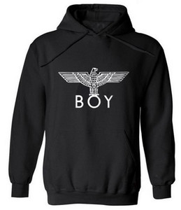 Neue Punk Style London Boy Hawks Gedruckt Hoodies Männer Volle Hülse Sweatshirts Herbst Winter Mode Männlichen Rock Hip Hop Pullover Heißer