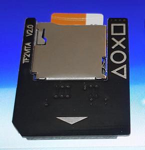 Pour carte de jeu PSVita vers micro SD / TF adaptateur de transfert de carte pour PSVita SD2Vita 1000 2000 3.60 Push to Eject