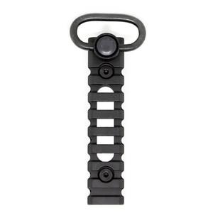 SabreTAC 8 Slots with QD Swivel Socket Keymod Picatinny Rail Sections for Keymod Handguards