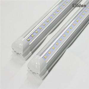 T8 LED Tüpler Işıklar Entegre Shenzhen Çin İmalat bölümünden 22W 2100LM AC85-265V PF0.9 120LEDs 5000K 2835SMD Lambalar Ampüller Direct 4ft
