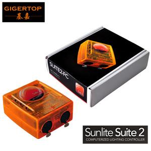 TP-D12c Sunlite Dmx контроллер DMX FC управления Sunlite Suite 2 Первый класс 1536 канал USB DMX PC контроллер полный режим 3D визуализатор