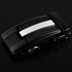 Marke Modedesigner Herren Gürtel Automatische große Schnalle Zubehör Luxus Bünde große Schnalle Leder Gürtelschnalle für Männer Kein Gürtel Körper