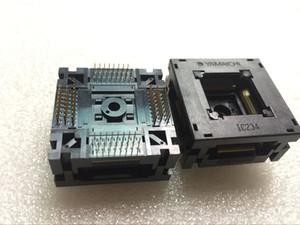 Yamaichi IC Test presa IC234-1004-023N QFP100PIN passo da 0,5 mm 14x14mm bruciare in presa