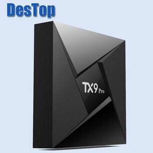 TANIX TX9 PRO Android 7.1.2 Amlogic S912 3 GB 32 GB eMMC5.0 TV KUTUSU 2.4G 5.8G WIFI Bluetooth Gigabit