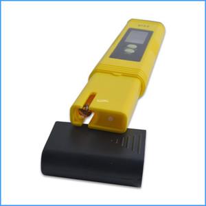 Бесплатная доставка 10 шт. \ лот высокое качество переносной ЖК-цифровой PH-метр ручка тестер Аквариум бассейн вода вино моча