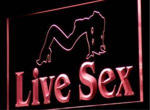 se01 Live Sex Sexy Girl Dancer XXX birra bar pub club segni 3d led luce al neon segno decorazioni per la casa artigianato