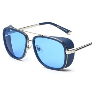 EL CIERO Ultimi stilisti Fashion Classic Pilot Sunglasses For Men Donna Alta qualità Unisex Occhiali da sole Vintage Smart UV400 Eyewear
